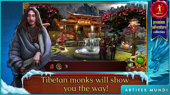 Tibetan Quest: Beyond the World's End (Full) Screenshot