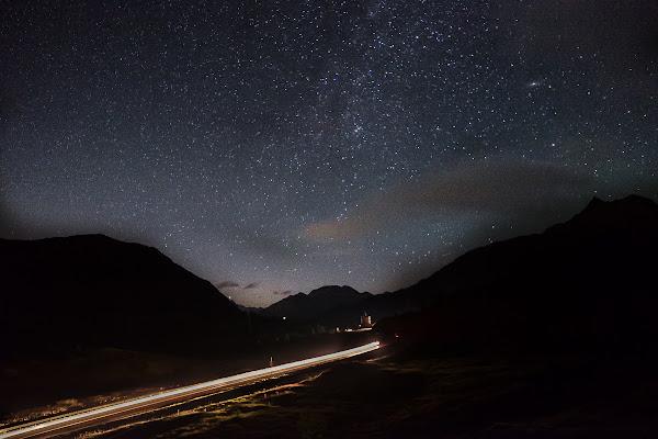 Corsa sotto le stelle di Tiziana Detoni