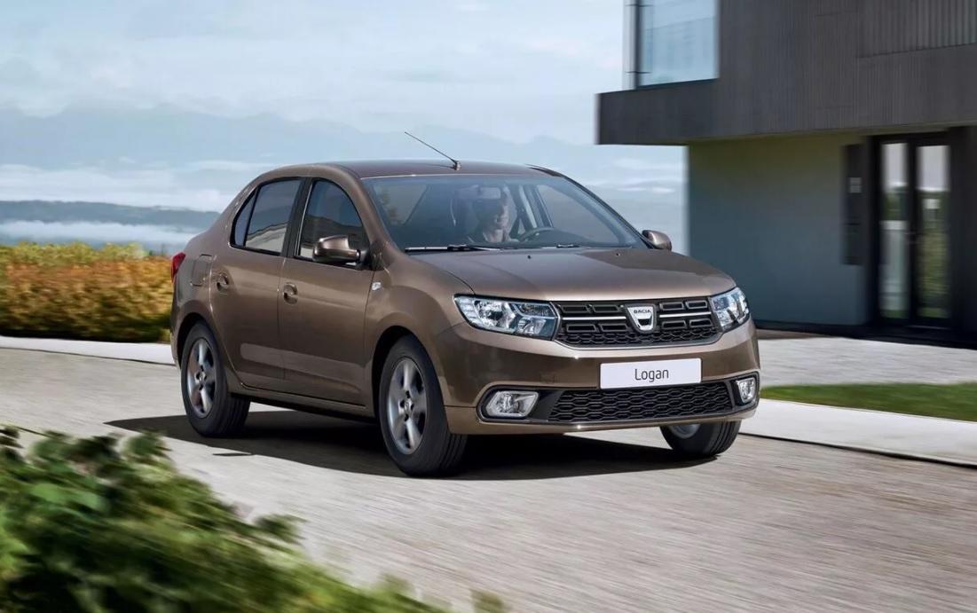 10 mașini noi pe care ți le poți cumpăra cu mai puțin de 15.000 de euro - Dacia Logan
