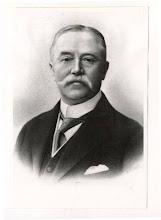 Photo: 1904 -1917 Burgemeester Jhr. Frans (F.C.V.) Dommer van Poldersveldt van  Princenhage
