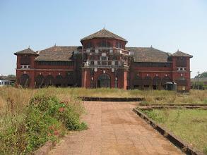 Photo: Thiba palace Ratnagiri