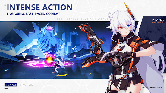 Mod Game Honkai Impact 3 for Android