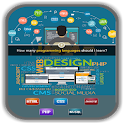 PHP MySQL JavaScript CSS & HTML5 - All in One icon