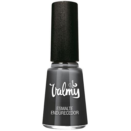 Esmalte Valmy Endurecedor Negro 29 Esmalte endurecedor que otorga alto brillo y dureza de diamente con aplicador big brush para mejor mejor aplicación.