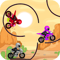 Crazy Bike Racer 3D : Top Motorcycle Games icon
