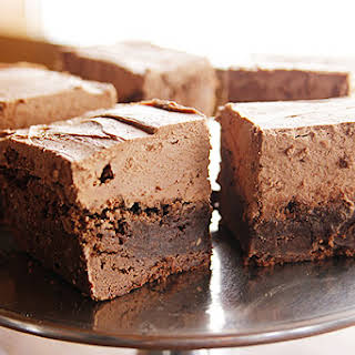 Mocha Brownies.