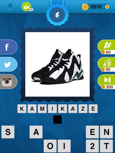 Sneakers Quiz Game 3.1 screenshots 7