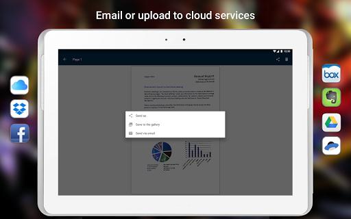 ABBYY FineReader client 1.1.0.5 screenshots 11