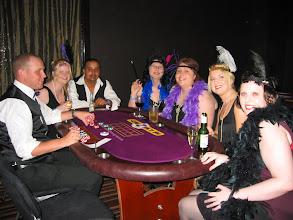 Photo: Rio Tinto's poker players