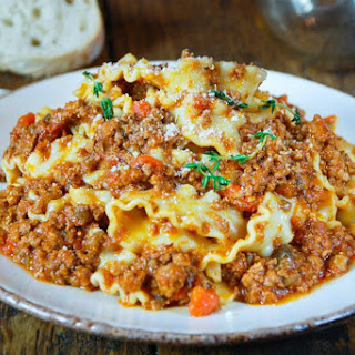 Bolognese Sauce With Fresh Tomatoes Recipes.