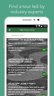 Atlas Lisboa - náhled