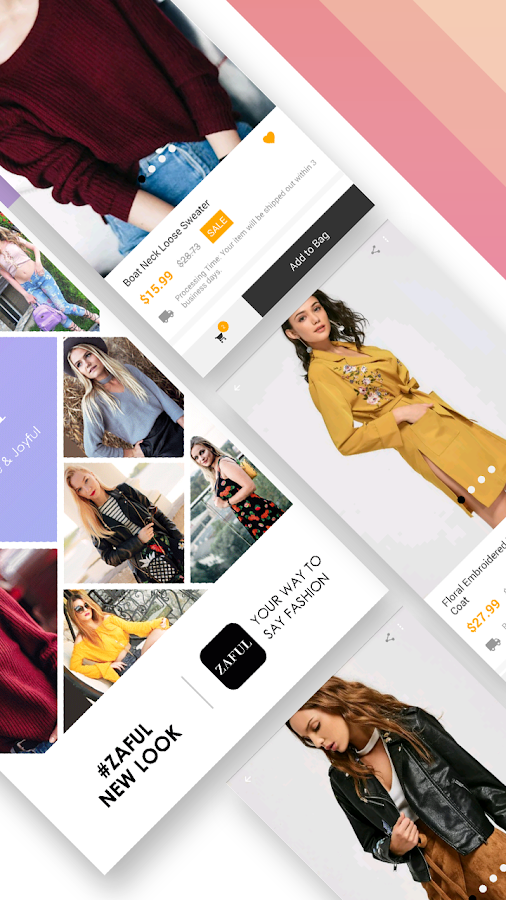 Zaful - Chic Shopping Deals, Top Fashion Choice- screenshot