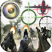 Battlefield Photo Editor: FPS Weapons