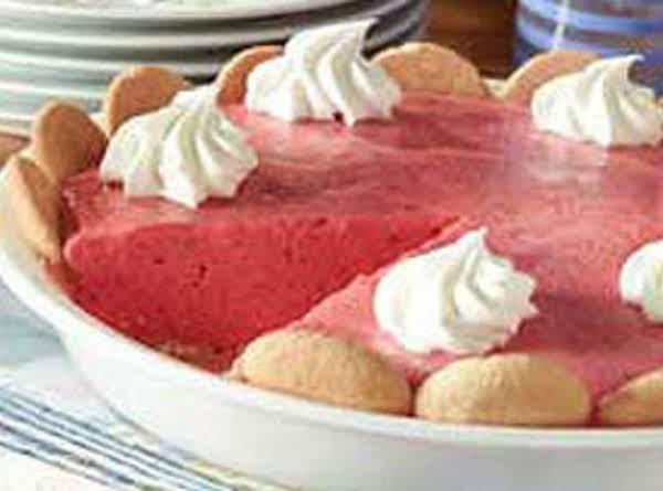Strawberry Mouse Pie Recipe