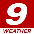 KTRE 9 First Alert Weather icon