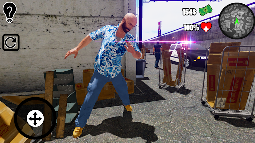 One Man Gangster: San Andreas 1.0.0.0 screenshots 4