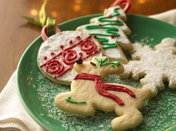 Kit's Easy Holiday Cookies... Recipe