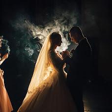 Wedding photographer Viktor Galyuk (Haliuk). Photo of 11.11.2016