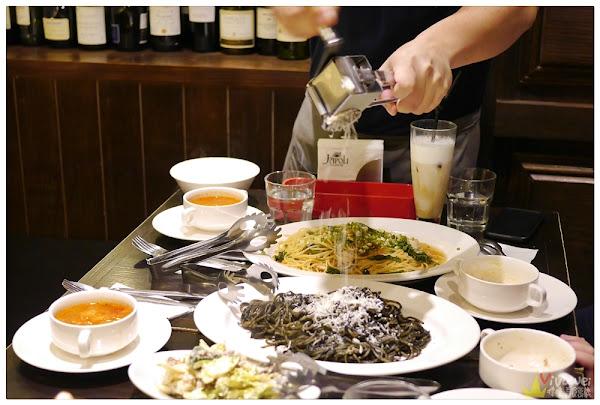 JAPOLI義大利餐酒館(台北東區)-交通便利且餐點選擇多樣的聚餐選擇(忠孝復興站/東區)