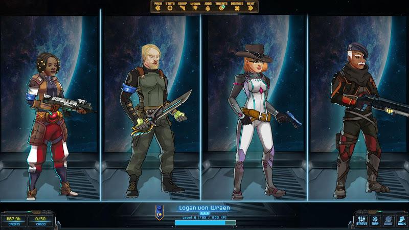 Star Traders: Frontiers Screenshot 18