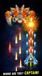 Space Shooter: Galaxy Attack App Latest Version Download For Android and iPhone 2
