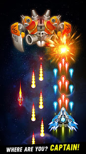Download APK: Space Shooter : Galaxy Attack v1.387 (Mod Money)