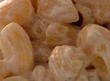 Pasta Con Ricotta (macaroni With Ricotta) Recipe