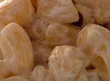 Pasta Con Ricotta (macaroni With Ricotta)