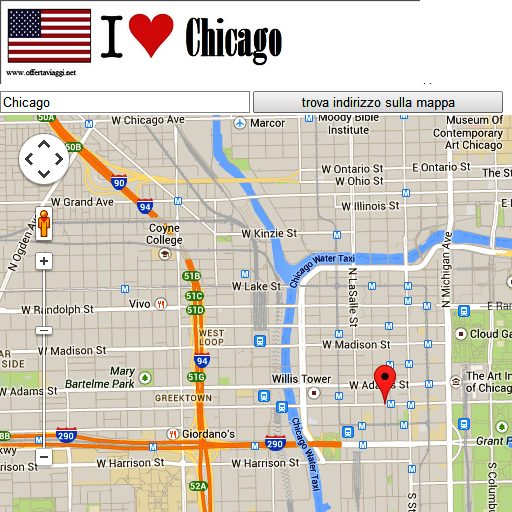 Chicago Map  Android Apps On Google Play