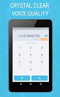 Screenshot of Bluee Free International Calls