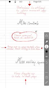 INKredible – Handwriting Note Mod 2.1.1 Apk [Unlocked] 1