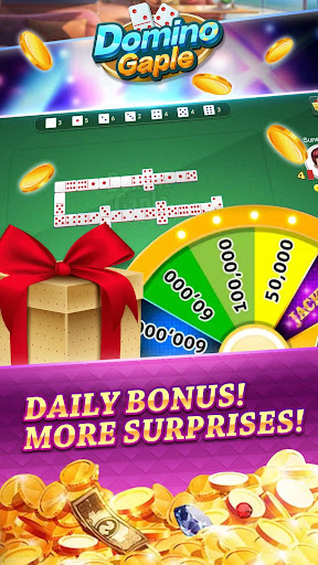 Domino Gaple Online (Free bonus) filehippodl screenshot 5