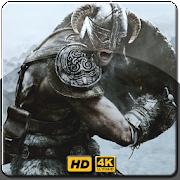 The Elder Scrools V: Skyrim Wallpaper icon