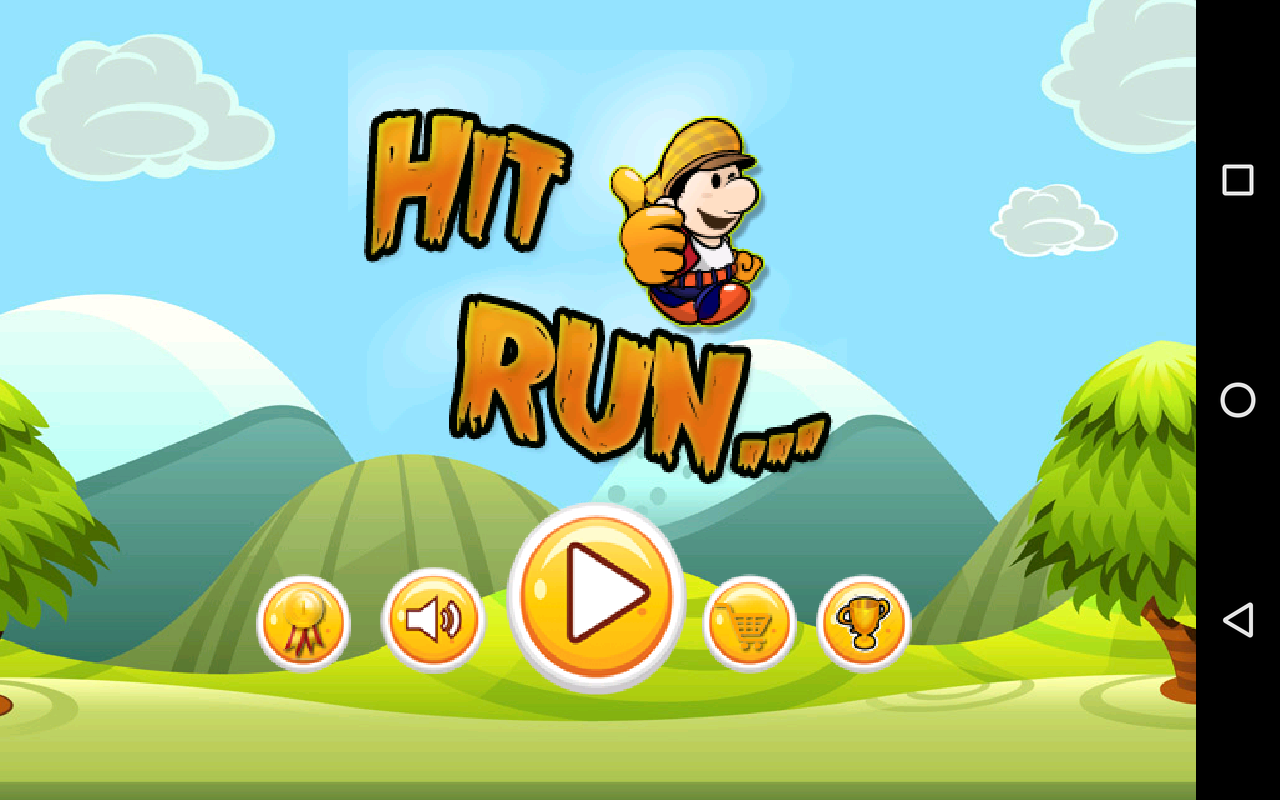 Hit Run- screenshot
