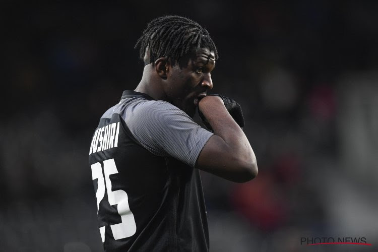 Rocky Bushiri évoluera encore en D1A la saison prochaine