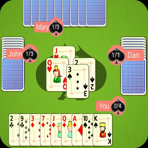 Spades Mobile (game)