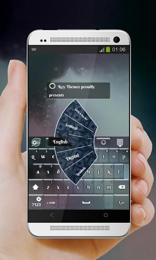 玩個人化App|繪畫天空 GO Keyboard免費|APP試玩
