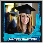Graduation Photo Frames & Stickers