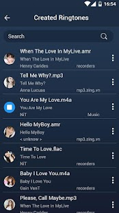 MP3 Cutter Ringtone Maker Pro Screenshot