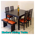 Modern Dining Table icon