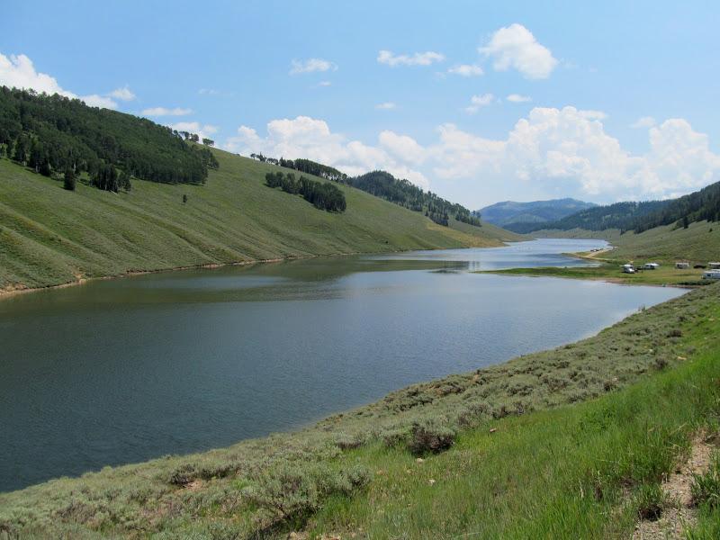 Photo: Electric Lake
