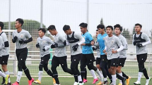 Ada 2 Pemain Timnas U-19 Indonesia Tak Ikut Balik ke Tanah Air