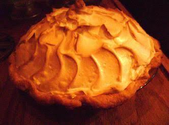 Mile High Chocolate Cream Pie Recipe