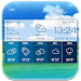 Weather forecast app for Android☂ ⛈ Icon