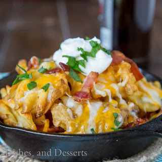 Copycat Granite City Idaho Nachos