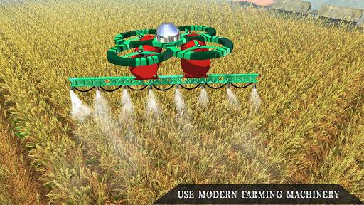 Farmer's Tractor Farming Simulator 2018 1.2 screenshots 10