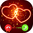 Color Your Call - Call Screen Flash Theme, LED icon