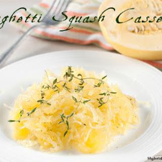 Spaghetti Squash Casserole (Gluten Free, Grain Free, Paleo)