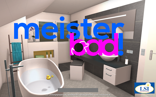 3d meisterbad planer android apps on google play. Black Bedroom Furniture Sets. Home Design Ideas
