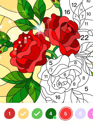 No.Paint - Relaxing Coloring games 2.2.0 screenshots 11